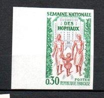 France Beau N° 1307a **.  A Saisir !!! - Imperforates
