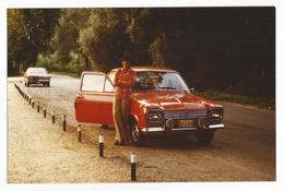 Photographie Ford Escort MK1 Oldtimer Photo Ancêtre Foto Picture #374 - Voitures