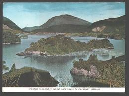 Killarney - Emerald Isles And Winding Bays, Lakes Of Killarney - Publicity Penthotal Anesthetic - 1961 - Kerry