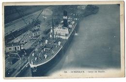 59 - DUNKERQUE - Cargo Au Bassin - 1935 - Dunkerque