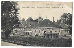 70 - LUXEUIL-LES-BAINS - Etablissement Thermal - La Rotonde - Luxeuil Les Bains