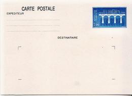 France Mint Postal Stationery - Europa-CEPT