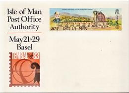 Isle Of Man Mint Postal Stationery - Europa-CEPT