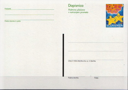 Slovenia Mint Postal Stationery - Handicaps