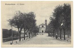Montepulciano - S Agnese Unused - Edit I Rossi - Siena