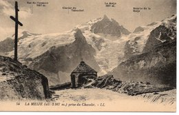 LA GRAVE - LA MEIJE PRISE DU CHAZELET - France
