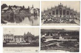 69 - LYON - Lot De 14 CPA Exposition Internationale 1914 - Toutes Différentes - Lyon