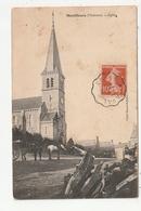 MONTFLOURS - EGLISE - 53 - France
