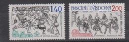 ANDORRE-1981.N°292/293** EUROPA - Ongebruikt