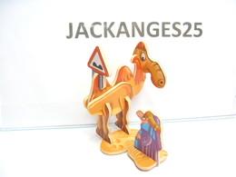 KINDER PUZZLE 3D  K03 N 101 2002  SANS OHNE WITHOUT BPZ - Puzzles