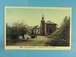 Diest Allerheiligenkapel Chapelle De Tous Les Saints - Diest