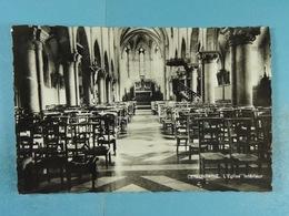 Cerfontaine L'Eglise Intérieur - Cerfontaine
