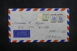AFGHANISTAN - Enveloppe De Kaboul Pour La France En 1956, Affranchissement Plaisant - L 37599 - Afghanistan