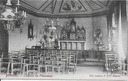 JEMELLE ..-- Chapelle Du Pensionnat . 1906 Vers ROSEE . Voir Verso . - Rochefort