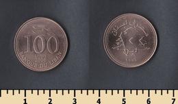 Lebanon 100 Livres 2006 - Libanon