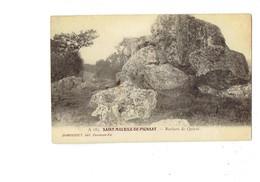 Cpa - 63 - Saint-Maurice-de-Pionsat - Rochers De Quartz - Dumousset A 185 - Pierre Insolite - Andere Gemeenten
