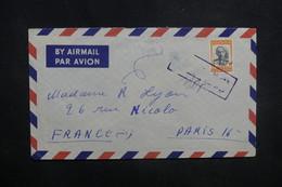 AFGHANISTAN - Enveloppe De Kaboul Pour La France En 1958, Affranchissement Plaisant - L 37609 - Afghanistan