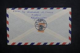 AFGHANISTAN - Enveloppe De Kaboul Pour La France En 1958, Affranchissement Plaisant Au Verso - L 37612 - Afghanistan