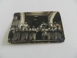 Cp   Photo    En  Souvenir De  L Orcheste  Russe - Photographs