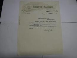 CAMAIORE     -LUCCA  --- ORESTE PARDINI  -- FABBRICA CORDAMI - Italia