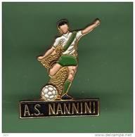 FOOT *** A.S. NANNINI *** 1036 - Football