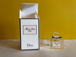 Miss Dior Chérie - Miniaturen Flesjes Dame (met Doos)