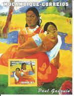 Mozambico 2001, BF Paul Gaguin - Mozambico