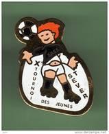 FOOT *** TOURNOI DES JEUNES SAINT SEVER *** 1036 - Football