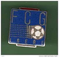 FOOT *** FCG ISERE *** 1036 - Football