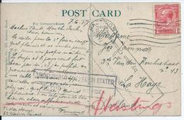 Zichtkaart ST.LEONARDUS-AT-SEA Verstuurd Van Hastings Met Stempel PICTURE POST CARDS ARE RETURNED BY THE CENSOR En UNDEL - Non Classés