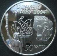 Vanuatu, 50 Vatu 2003 - Silver Proof - Vanuatu