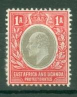 East Africa & Uganda Protectorates: 1903/04   Edward    SG2   1a    MH - Kenya, Uganda & Tanganyika