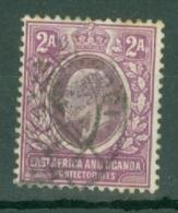 East Africa & Uganda Protectorates: 1903/04   Edward    SG3   2a    Used - Kenya, Uganda & Tanganyika