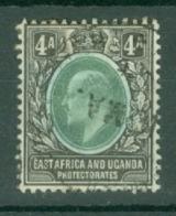 East Africa & Uganda Protectorates: 1903/04   Edward    SG6   4a    Used - Kenya, Uganda & Tanganyika