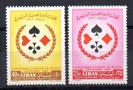 Serie Nº 261/2  Libano - Líbano