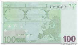 ITALY  100 Euro Duisenberg J003 UNC - EURO