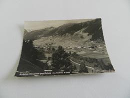 Cp   St  .anton  -  Nasserein   Geg . Galzig   Foto  Risch  - Lau  W 4888 - Autriche