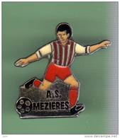 FOOT *** A.S MEZIERES *** 1036 - Football