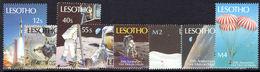 Lesotho 1989 Moon Landing Unmounted Mint. - Lesotho (1966-...)