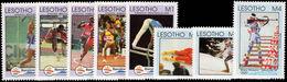 Lesotho 1992 Olympics Unmounted Mint. - Lesotho (1966-...)