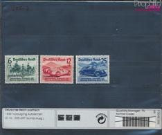 Deutsches Reich 695-697 (kompl.Ausg.) Postfrisch 1939 Nürburgring Autorennen (8193663 - Ungebraucht