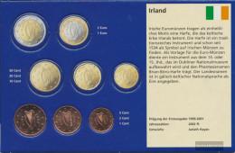 Ireland IRL1 - 3 2002 Stgl./unzirkuliert Stgl./unzirkuliert 2002 Kursmünze 1,2 And 5 Cent - Ireland