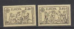 ANDORRE-1989.N°378/379** EUROPA - Ongebruikt