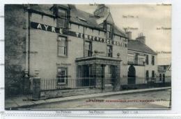 Orkney Postcard 1900s Ayre Temperance Hotel Mr Bissett Kirkwall - Orkney