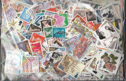 United Kingdom Stamps-1.500 Different Stamps - Great Britain