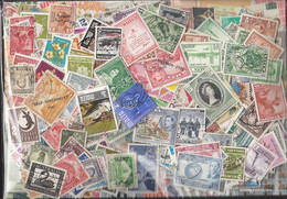 United Kingdom 4.000 Different Stamps  UK Colonies And Empire - Great Britain