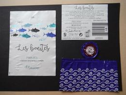 Pays D'Oc Les Bonites 2017 - Mauzac - Vin De Pays D'Oc