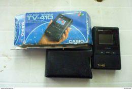CASIO LCD COLOR TELEVISION TV 410 PAL ANALOGIC FUNZIONANTE Utenti Esperti - Television