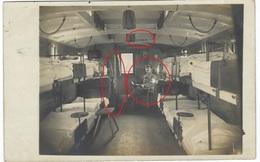 Croix Rouge Tram Wagon - Lazarettzug Ambulance Aachen- Interressant ! -  Photocard Allemande (1914-1918) - War 1914-18
