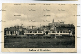 Germany Siegburg Mit Michaelisberg Railway Tramway Station Bahnhof North Rhine-Westphalia - Siegburg